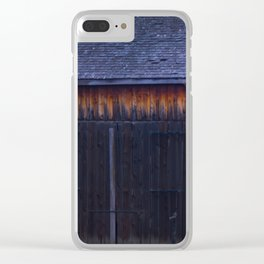 A Sacred Space Clear iPhone Case