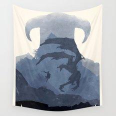 Skyrim (II) Wall Tapestry