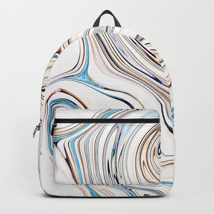 Land & Ocean #society6 #decor #buyart Backpack