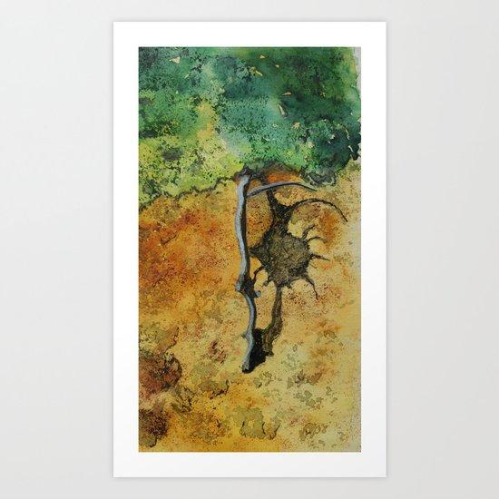 TIERRA (II) Art Print