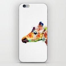 The Graceful - Giraffe iPhone & iPod Skin