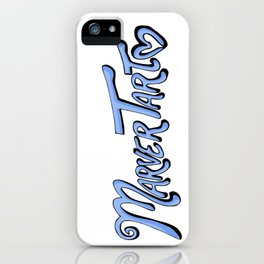 MarverTart iPhone Case