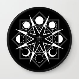 Wheel of Time One Wall Clock