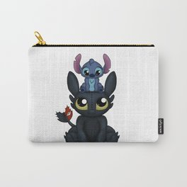 Can I Sit Here Carry-All Pouch