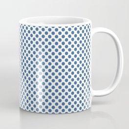 Star Sapphire Polka Dots Coffee Mug