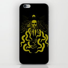I Am Horror iPhone Skin