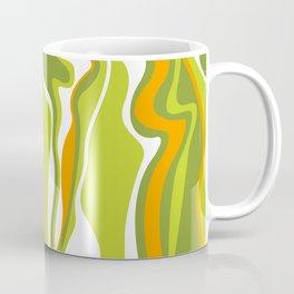 Pesto Orange and green Coffee Mug