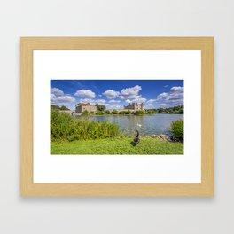 Leeds Castle Kent Framed Art Print
