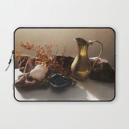 Warm Still Life Painting Laptop Sleeve