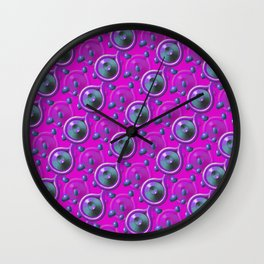 Pattern-14-3 Wall Clock