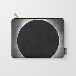 Black Eclipse Carry-All Pouch