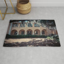 Rollins Hall Mediterranean Arches Rollins College Winter Park Central Florida Orlando Rug