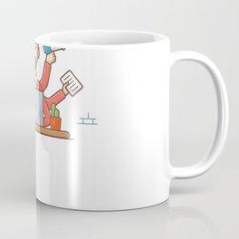 Multitasking man Coffee Mug
