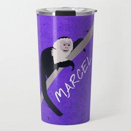 Friends 20th - Marcel Travel Mug