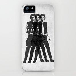 Triple Harrison  iPhone Case