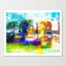 follow the yellow .. # 07 Canvas Print