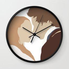 Marius & Cosette - A Heart Full of Love Wall Clock
