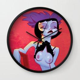 Sexy Mosh Wall Clock