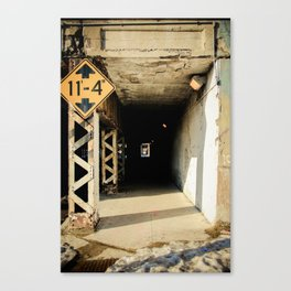 "11'-4"" Canvas Print"