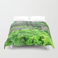 abyss Duvet Covers featuring Abyss  by Riley Gallagher