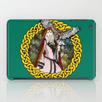 goddess iPad Cases featuring Goddess by Astrablink7