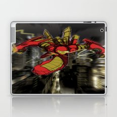 iRon Laptop & iPad Skin