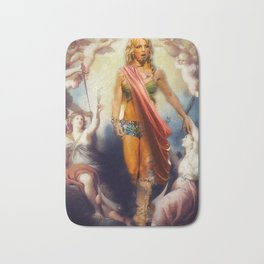 Our lady of Kentwood Bath Mat