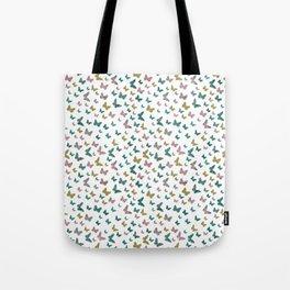 butterflies_pink Tote Bag