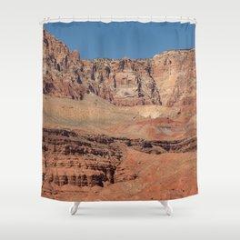 Colorful Mesas 2 - Desert Southwest Shower Curtain