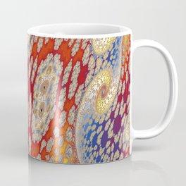 Fractal Vortices Coffee Mug