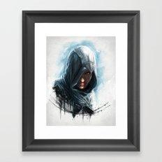 'We work in the dark, to serve the light'...Altair Framed Art Print