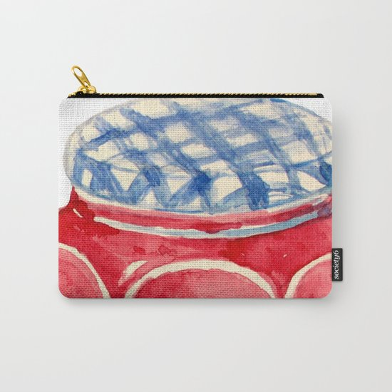 Raspberry Jam Carry-All Pouch
