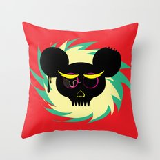rat poison Throw Pillow
