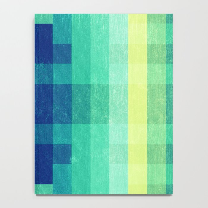 Almost Spring Abstract Notebook
