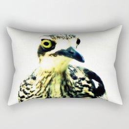 Curlew Bird Rectangular Pillow