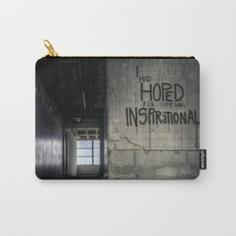 Drayton - Things Hoped For Carry-All Pouch