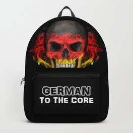 To The Core Collection: Germany Backpack