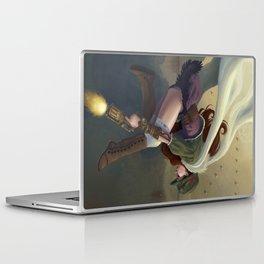 Fire! Laptop & iPad Skin