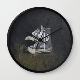 All Stars Wall Clock