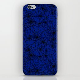Cobwebs in the Darkness iPhone Skin