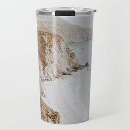 california coast v / big sur Travel Mug