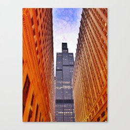 Willis Tower, Chicago Canvas Print