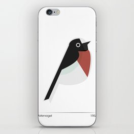 vatervogel iPhone Skin