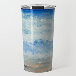 Constantine Bay, Cornwall Travel Mug