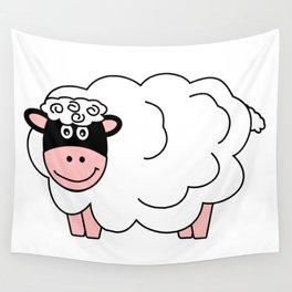 Sheepish! Wall Tapestry