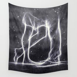 Lightning Wall Tapestry