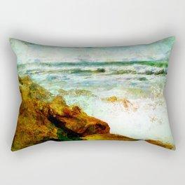 Ocean part Rectangular Pillow