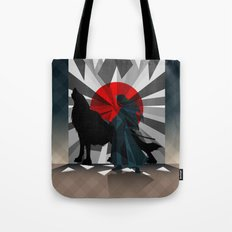 Spirit trapped in mirrors  Tote Bag