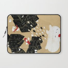 Rain of Terror Laptop Sleeve