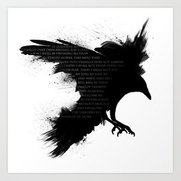 I Welcome The Valkyries Art Print